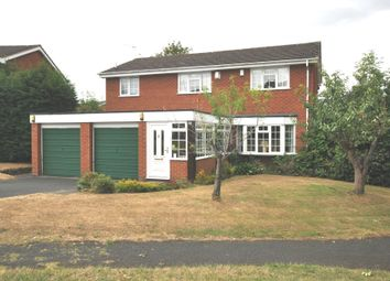 Thumbnail 4 bed detached house for sale in Knightsbridge Crescent, Stirchley, Telford, Shropshire