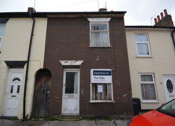 2 bed terraced house for sale in Alma Street, Lowestoft NR32