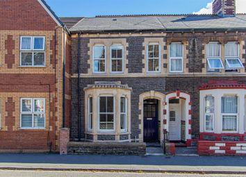 4 bed terraced house for sale in Carlisle Street, Splott, Cardiff CF24