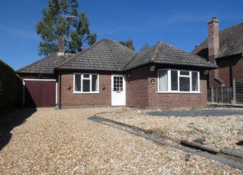 Thumbnail 3 bed bungalow to rent in Longdown, Fleet, Hampshire