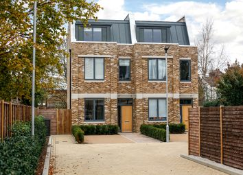 Thumbnail 3 bedroom semi-detached house to rent in 14 Wellsborough Mews, London