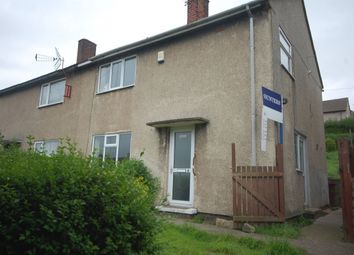 Thumbnail 3 bed semi-detached house to rent in Haldane Crescent, Bolsover, Chesterfield