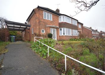 Thumbnail 3 bed semi-detached house for sale in Lowdale Avenue, Scarborough