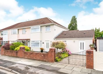 Thumbnail 3 bed semi-detached house for sale in Worrow Road, Liverpool