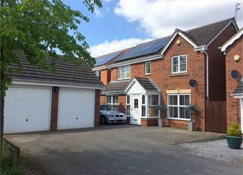 Thumbnail 4 bed detached house for sale in Buttercup Close, Oakley Vale, Corby, Northamptonshire