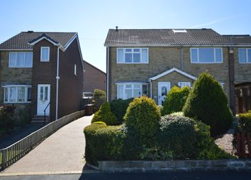 Thumbnail 2 bed semi-detached house for sale in Julie Avenue, Durkar, Wakefield