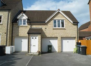 Thumbnail 2 bed property to rent in Cavell Court, Trowbridge