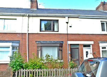 Thumbnail 2 bed terraced house for sale in Stanley Terrace, Thornley, Durham