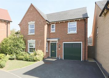Thumbnail 4 bed detached house for sale in Ashington Drive, Arnold, Nottingham