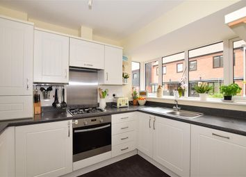 Thumbnail 3 bed semi-detached house for sale in Hawley Drive, West Malling, Kent