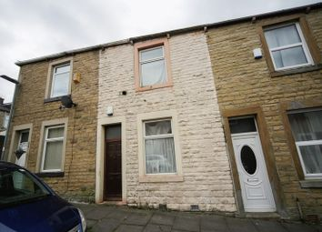 Thumbnail 2 bed terraced house for sale in Walter Street, Huncoat, Accrington