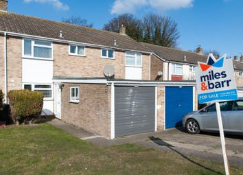 Thumbnail 3 bedroom terraced house for sale in James Hall Gardens, Walmer, Deal