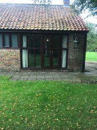 Thumbnail 1 bed barn conversion to rent in The Horseshoe, Widford Road