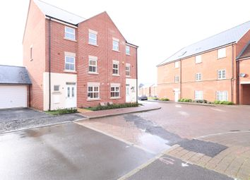 Thumbnail 4 bed link-detached house to rent in Holst Road, Swindon