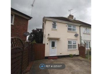 Thumbnail 2 bed semi-detached house to rent in Orchardville, Burnham