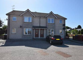 Thumbnail 2 bedroom flat to rent in Edmonside, Pitmedden, Aberdeenshire