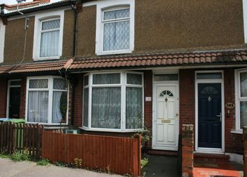 Thumbnail 2 bedroom terraced house to rent in Leavesden Road, Watford