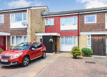 Thumbnail 3 bedroom terraced house for sale in Buckingham Gardens, West Molesey