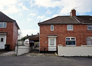 Thumbnail 3 bed semi-detached house for sale in Wardour Road, Knowle