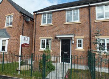 Thumbnail 3 bed semi-detached house to rent in Strothers Road, High Spen, Rowlands Gill