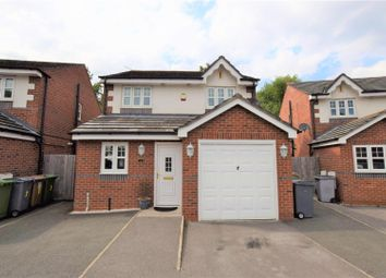 Thumbnail 3 bed detached house for sale in Colbert Close, Upton, Wirral