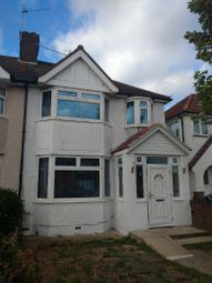 Thumbnail 3 bed semi-detached house to rent in Waltham Avenue, Hayes