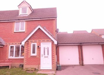 Thumbnail 3 bed semi-detached house for sale in Gwennol Y Mor, Barry, Vale Of Glamorgan