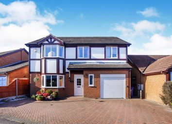 Thumbnail 5 bed detached house for sale in Willow Way, Welton