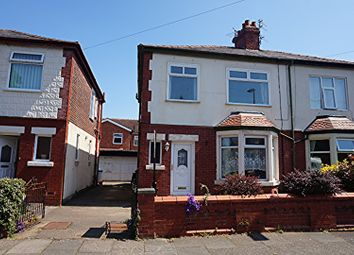 Thumbnail 3 bed semi-detached house for sale in Worsley Avenue, Blackpool