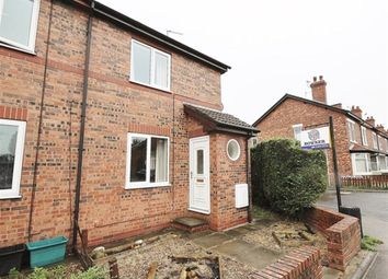 Thumbnail 2 bed semi-detached house to rent in Barlby Road, Selby