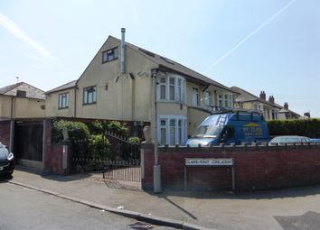 Thumbnail 5 bed semi-detached house for sale in Newport Road, Rumney, Cardiff