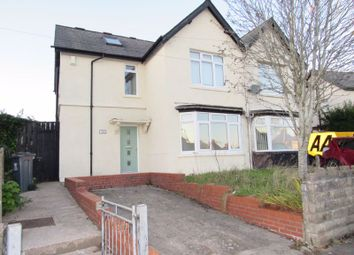 Thumbnail 4 bedroom semi-detached house to rent in Archer Road, Cardiff