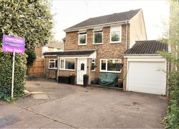 Thumbnail 4 bed detached house for sale in Plough Lane, Horsham