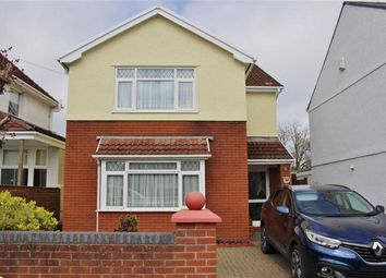 Thumbnail 4 bed detached house for sale in Newton Road, Newton, Swansea