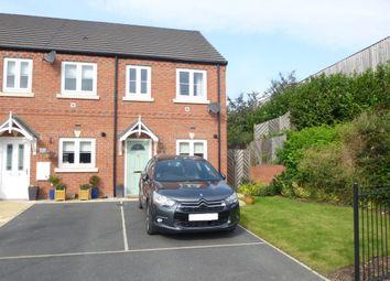 Thumbnail 2 bed end terrace house for sale in Wharf Road, Kilnhurst, Mexborough