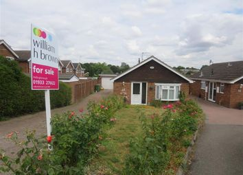 Thumbnail 2 bed detached bungalow for sale in Torrington Road, Wellingborough