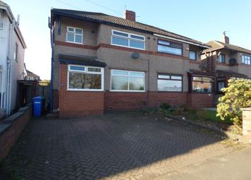Thumbnail 3 bed semi-detached house for sale in Warrington Road, Widnes, Cheshire
