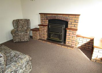 Thumbnail 1 bed flat to rent in Spratton Road, Brixworth, Northampton