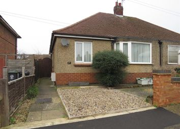 Thumbnail 2 bed semi-detached bungalow for sale in Vine Hill Drive, Higham Ferrers, Rushden