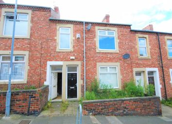 Thumbnail 3 bed flat for sale in Napier Road, Swalwell, Newcastle Upon Tyne