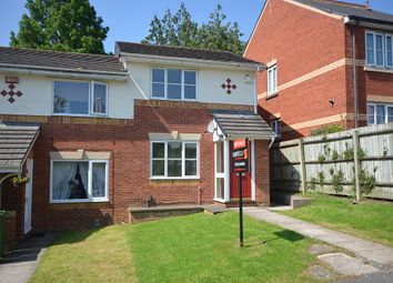 Thumbnail 2 bedroom end terrace house for sale in Excalibur Close, Chantry Fields, Exeter
