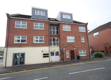 Thumbnail 2 bed flat to rent in Wardley Street, Wigan