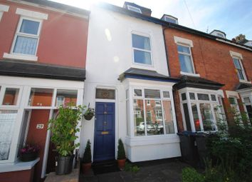 Thumbnail 3 bed terraced house for sale in Grange Road, Kings Heath, Birmingham