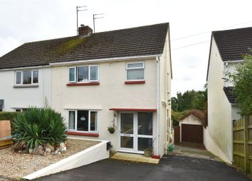 Thumbnail 3 bed semi-detached house for sale in Beechwood Avenue, Frome, Somerset