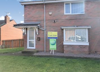 Thumbnail 2 bed flat for sale in Clumber Court, Warsop, Mansfield