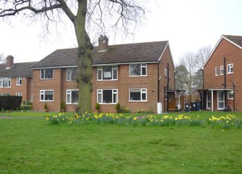 Thumbnail 2 bed maisonette to rent in St Johns Close, Knowle