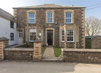 Thumbnail 4 bed detached house for sale in Wadebridge Road, St. Mabyn, Bodmin