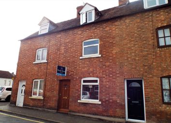 Thumbnail 3 bed terraced house for sale in The Leys, Evesham