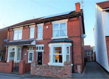 Thumbnail 3 bed semi-detached house for sale in St. Johns Avenue, Kirkby In Ashfield, Nottingham
