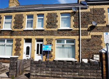 Thumbnail 3 bed terraced house for sale in Pisgah Street, Kenfig Hill, Bridgend